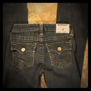 True Religion Joey Girls Jean's. Size 12